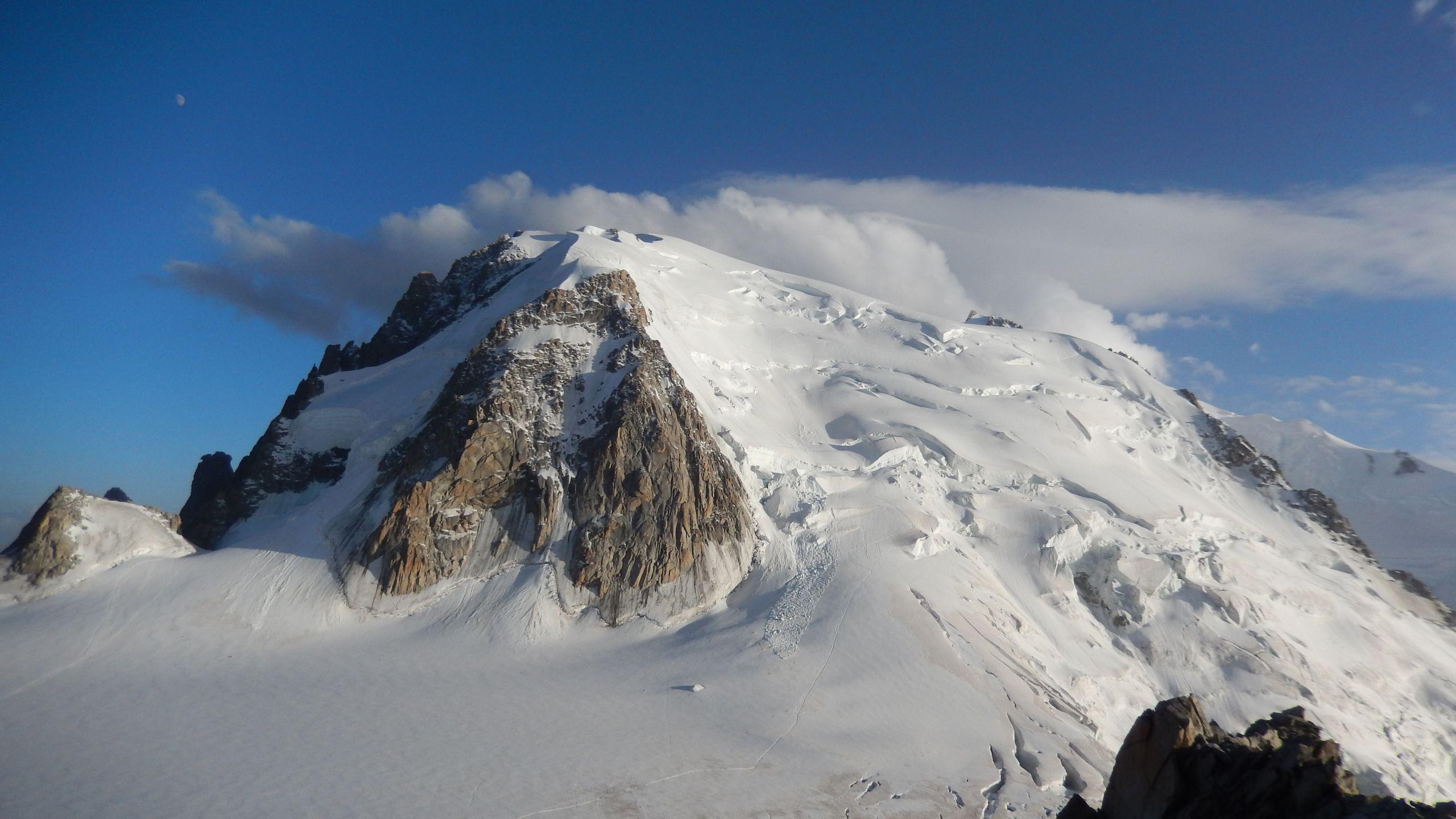 Monte Bianco Via Dei Tre Monti Trekkinella
